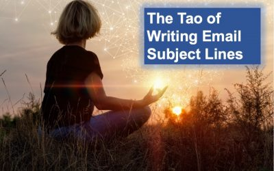 The Tao of Writing Subject Lines