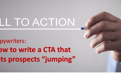 """Writing a Call-to-Action That Gets Prospects """"Jumping"""""""
