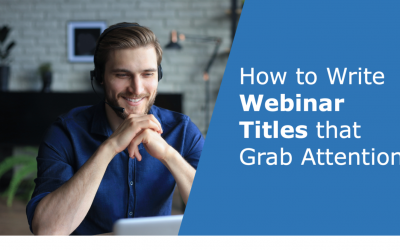 How to Write Webinar Titles that Grab Attention
