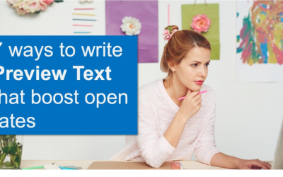 7 Ways to Write Preview Text that Boost Open Rates